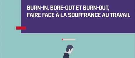 Book : Les faces cachées du burn-out, Dunod, 2018